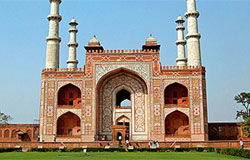 Sikandra Fort, Agra